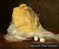 Antoine Vollon, Mound of Butter by artokoloro