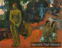 Paul Gauguin, Te Pape Nave Nave von artokoloro