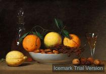 Raphaelle Peale, A Dessert, by artokoloro