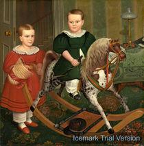 Robert Peckham, The Hobby Horse by artokoloro