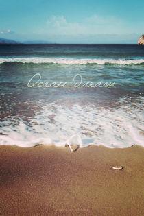Ocean Dream V by Pia Schneider