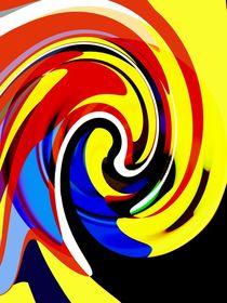 Color Twirl by Stefan Kuhn