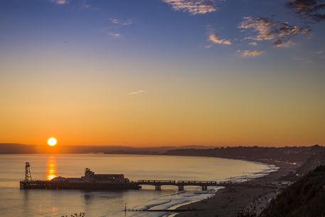 Pier-sunset-sky