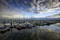 English south coast harbour  by Steve Mantell