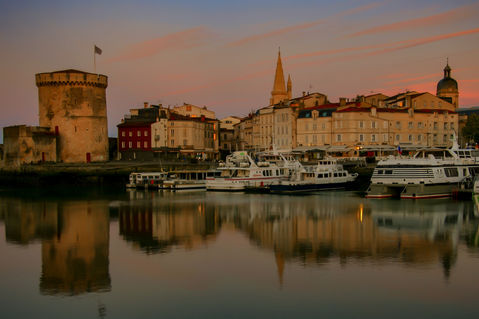 Tower-and-boats-reflections-edit