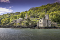 English Heritage Dartmouth castle by Steve Mantell
