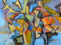 Komposition Malerei 3 von alfons niex