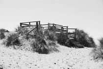 FORMBY. Lookout In The Dunes. von Lachlan Main