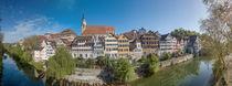Altstadtpanoram Tübingen #2 von Christoph Hermann
