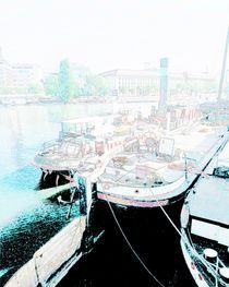 Historischer Hafen Berlin  by Reiner Poser