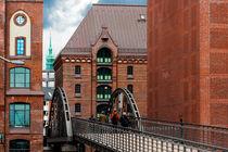 Speicherstadt Hamburg von Armin Redöhl