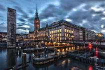 Rathaus Hamburg von Armin Redöhl
