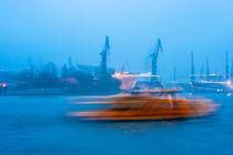 Hafenfähre II von Armin Redöhl