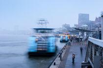 Hafenfähre von Armin Redöhl