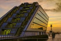 Docklands von Armin Redöhl