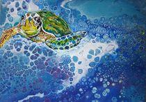 Schildkröte by mida-art