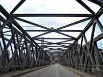 Magdeburger Brücke,  Hamburger Hafencity by assy