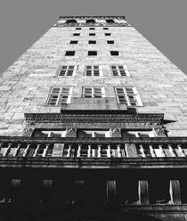 Rathausturm Mülheim an der Ruhr von Peter Hebgen