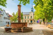 Rathaus Nieder-Ingelheim 36 von Erhard Hess