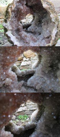 Blick Winkel 3 Bilder HOCH von John Shooter