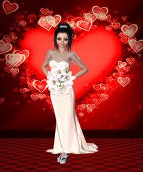 Hochzeit Braut von Conny Dambach