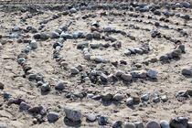 Kreise aus Steinen von assy