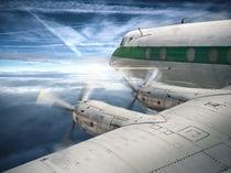 Flugreise von Sven Bachström
