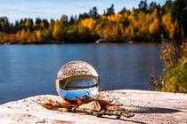 Herbst in Schweden von Margit Kluthke