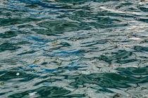 Watercolour_greenblue von Andrea Friederichs-du Maire