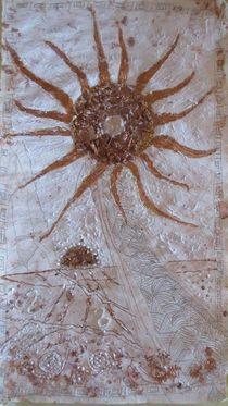 Sonnenbaum von Heide Pfannenschwarz