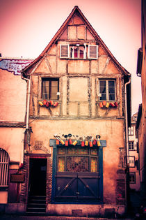 Altes Haus in Straßburg by cubecreative