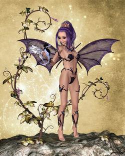Vampir-girl