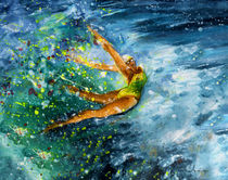 The Art Of Water Dancing 01 by Miki de Goodaboom
