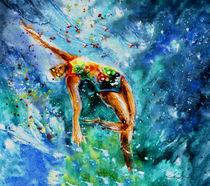 The Art Of Water Dancing 02 von Miki de Goodaboom