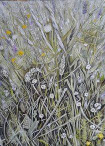 Blumenwiese von Annegret Hofmann