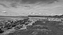 MORECAMB BAY. The Hest Bank Shore. by Lachlan Main