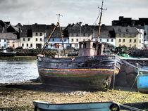 Galway: Fischkutter von Christoph Stempel