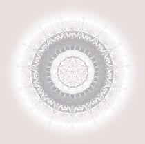 Pastell Florales Mandala by Nina Baydur