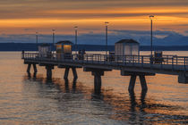 Edmonds Fishing Pier von Jim Corwin
