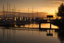 Elliott Bay Marina von Jim Corwin
