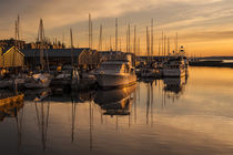 Edmonds Marina von Jim Corwin
