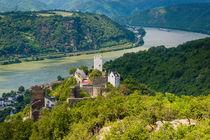 Burgen Sterrenberg-Liebenstein 58 von Erhard Hess