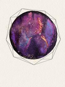 Pink nebula by Sybille Sterk
