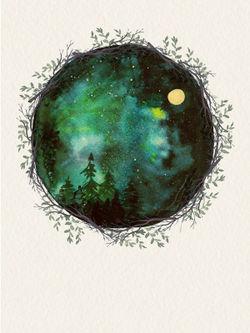 Galaxy-greenmoontrees-c-sybillesterk