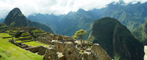 Machu Picchu Panorama 2 von Sabine Radtke