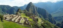 Machu Picchu Panorama 1 von Sabine Radtke
