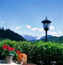 OBERAUERDORF_2. Perle des Inntals in den oberbayerischen Alpen. von li-lu