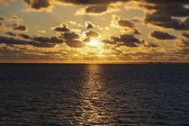 Sunrise von Heidi Bollich