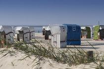 Norddeich Strand von Heidi Bollich