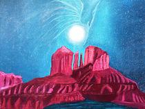 City of Light – Cathedral Rock – New Jerusalem – Sedona to Phoenix  by pele